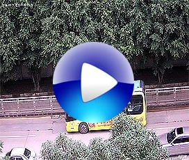 乐虎娱乐_lehu66.vip乐虎国际超长存储网络摄像机室外白天效果
