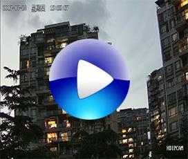 e68_星光日夜全彩网络高清摄像机晚上实测录像
